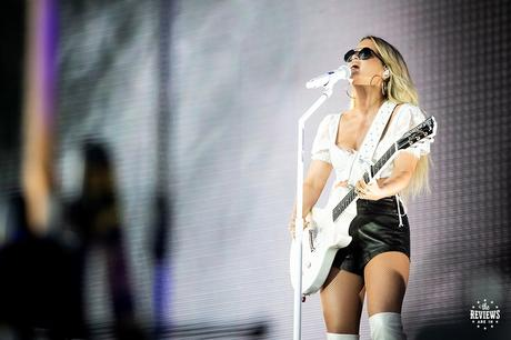 Maren Morris at Boots and Hearts 2019