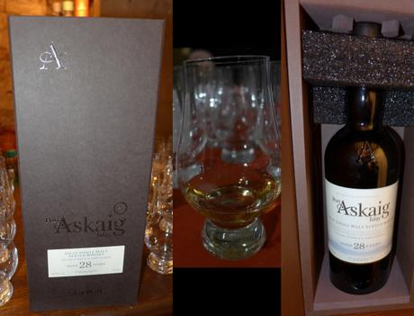 Tasting Notes:  Port Askiag 28 Year