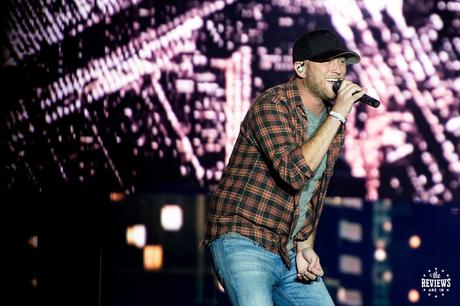 Cole Swindell at Boots and Hearts 2019