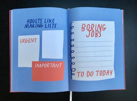 Journal for Grown Ups