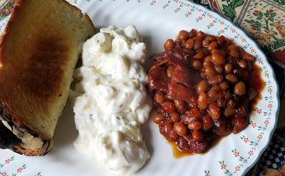 Easy Boston Baked Beans