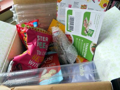 July Picnics with Degustabox