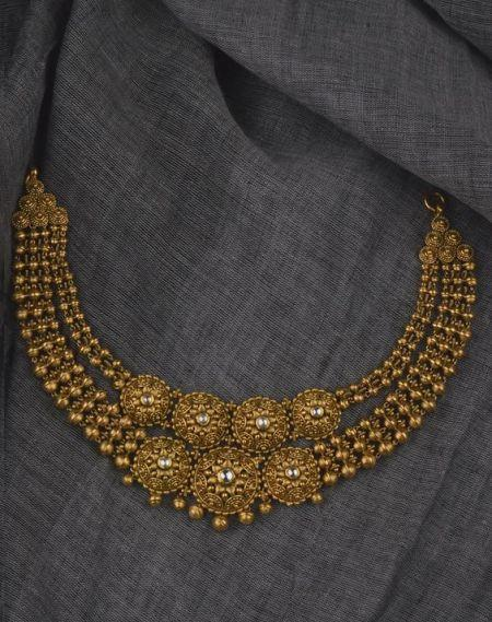 Antique Gold Jewellery