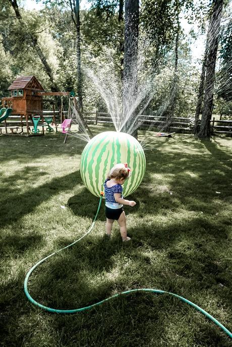 watermelon sprinkler