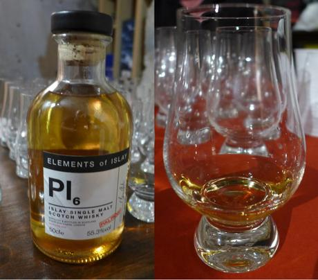 Tasting Notes:  Elements Of Islay: Pi 6