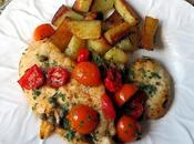 Mediterranean Sauced Chicken Escallops