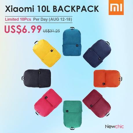 Newchic Xiaomi 10L Backpack