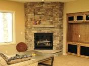 Outstanding Corner Fireplace Ideas Cozier Ambiance