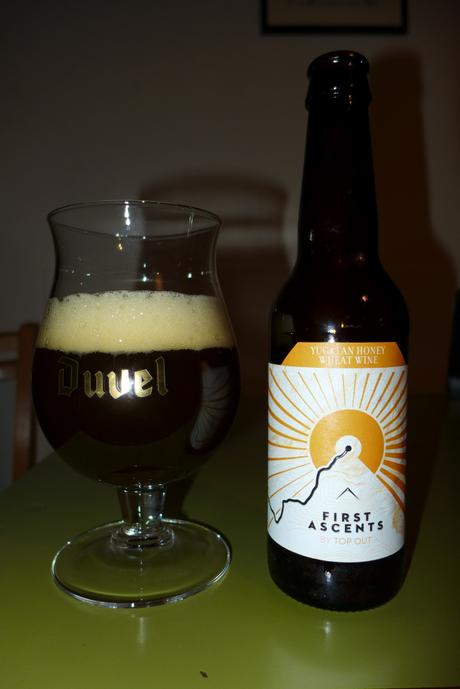 Tasting Notes: Top Out: First Ascents – Yukatan Honey Wheat Wine