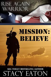 Mission: Believe - Rise Again Warrior Series Book 1