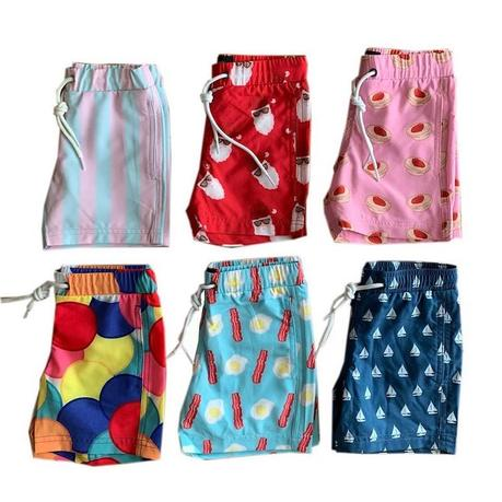 WIN Class of 84 Board Shorts for Dad and Your Little One