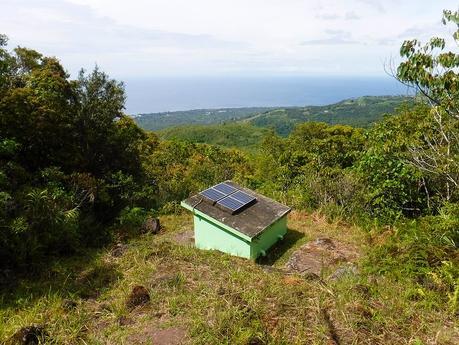 Remote monitoring station