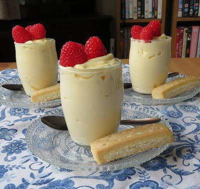 Lush & Creamy Lemon Mousse