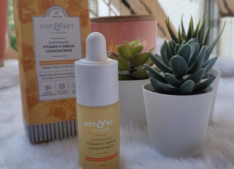 Dot And Key  Vitamin C Serum Review