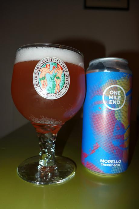Tasting Notes: One Mile End: Morello Cherry Gose