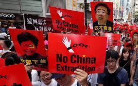 Hong Kong extradition bill