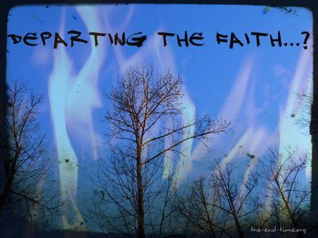 Can we depart the faith?