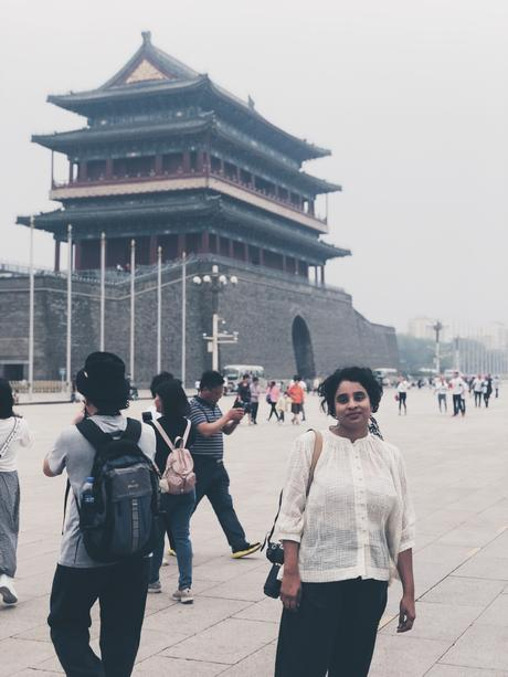 Tiananmen Square and Forbidden City