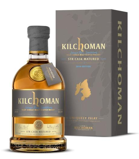 Whisky Review – Kilchoman STR Cask Matured, 2019 Edition