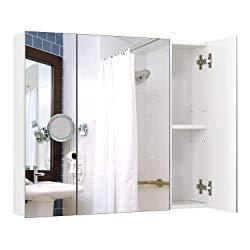 The 15 Best Bathroom Mirror Cabinets Reviews & Guide In 2019