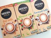 Review: Nescafé Gold Vegan Oat, Almond Coconut Latte Sachets