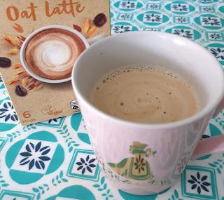 Review: New Nescafé Gold Vegan Oat, Almond & Coconut Latte Sachets
