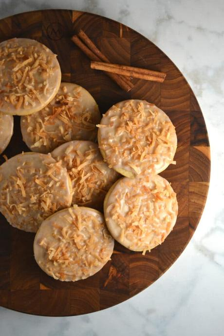 Chewy Coquito Cookies (Puerto Rican Eggnog)