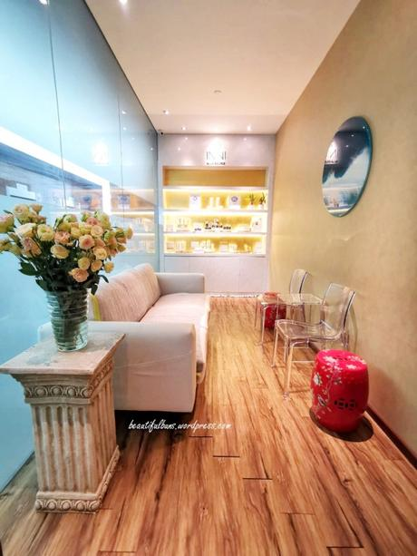 Review: Bacial (Back Facial) at La Source Spa, Thong Teck Building