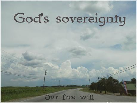 The intersection of Sovereignty and free will