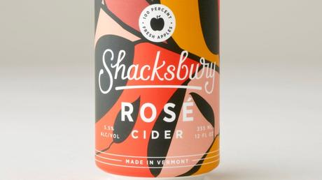 Cider Review – Shacksbury Rosé Cider