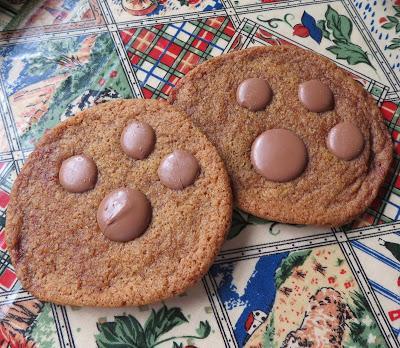 Bear Paw Cookies