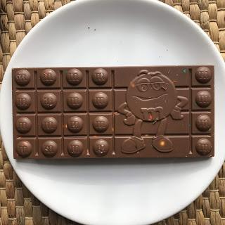 M&Ms Peanut Milk Chocolate Bar
