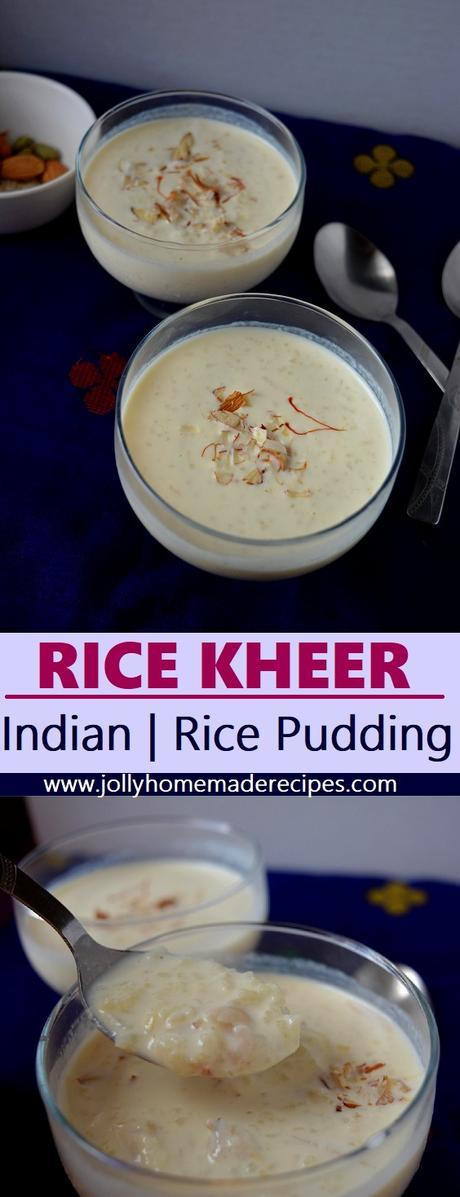 Rice Kheer Recipe, How to make Chawal ki Kheer | Indian Rice Pudding