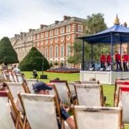 1. Go to the Hampton Court Food festival this Bank Holiday weekend