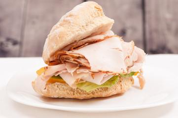 Sandwiches And Cold Cuts