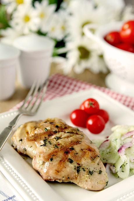 Beer, Butter and Garlic Chicken Basting Sauce