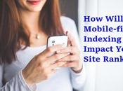 Will Mobile-first Indexing Impact Your Website's Rank SERP?
