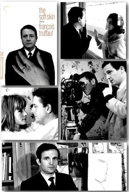 Hitchcockian: François Truffaut 's The Soft Skin (1964)