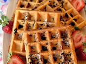 Easy Mix-and-Cook Crispy Oreo (Cookies Cream) Waffles
