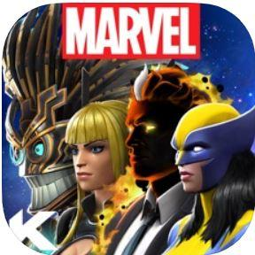 Best Comic Book Games Android / iPhone