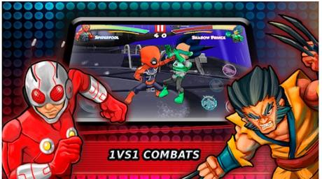 Best Comic Book Games Android/ iPhone
