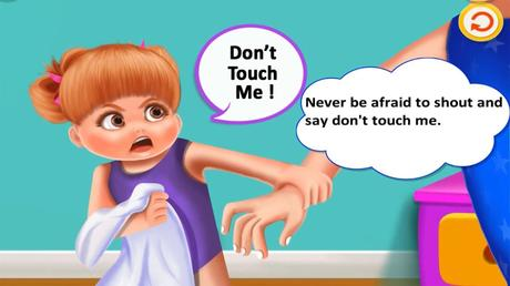 How to Teach Kids About Good and Bad Touch?
