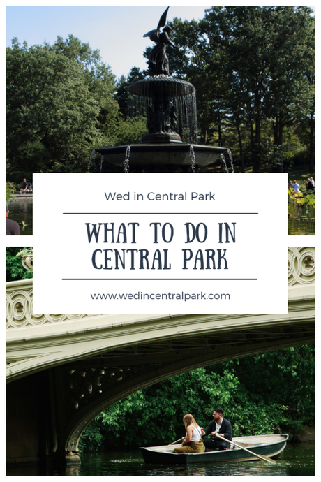 16 Things to do in Central Park