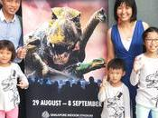 WALKING WITH DINOSAURS Live Experience Roars into Singapore