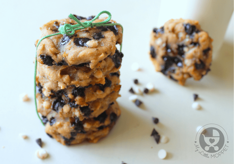 Wholewheat Chocochip Cookies