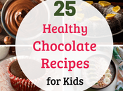 Healthy Chocolate Recipes Kids