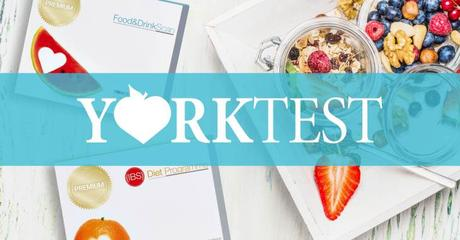 York Test: You will not believe what my food intolerance is!
