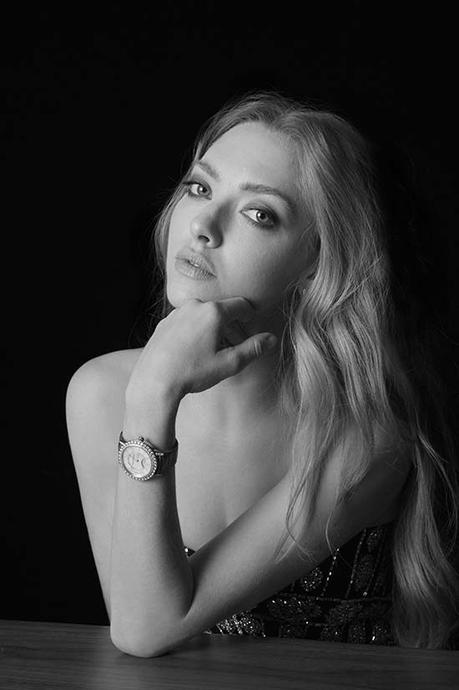 Amanda Seyfried Fronts Jaeger-LeCoultre Watch Campaign