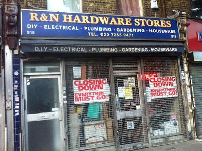 Goodbye independent shops – hello brand name mediocracy