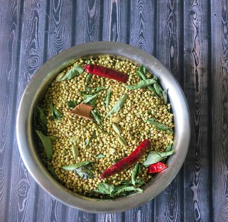 Dhaniya Jeera Powder Recipe, How To make Dhana Jeera Powder